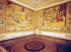 Mantova piccolo gioiello lombardo palazzo ducale for Stanza mantova