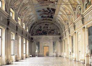 Mantova piccolo gioiello lombardo palazzo ducale - Sala degli specchi ...